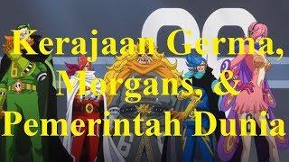 Kerajaan Germa, Morgans, & Pemerintah Dunia