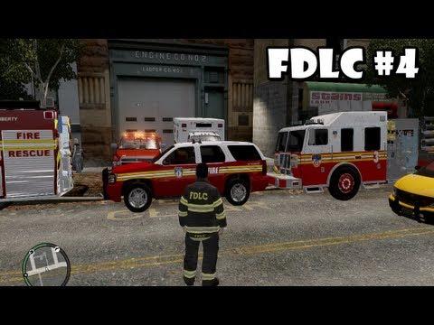 GTA IV - FDLC Script # 4