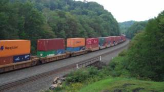 Norfolk Southern vs. The Alleghenies West Slope