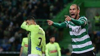 Sporting Lisboa 5:0 Marítimo