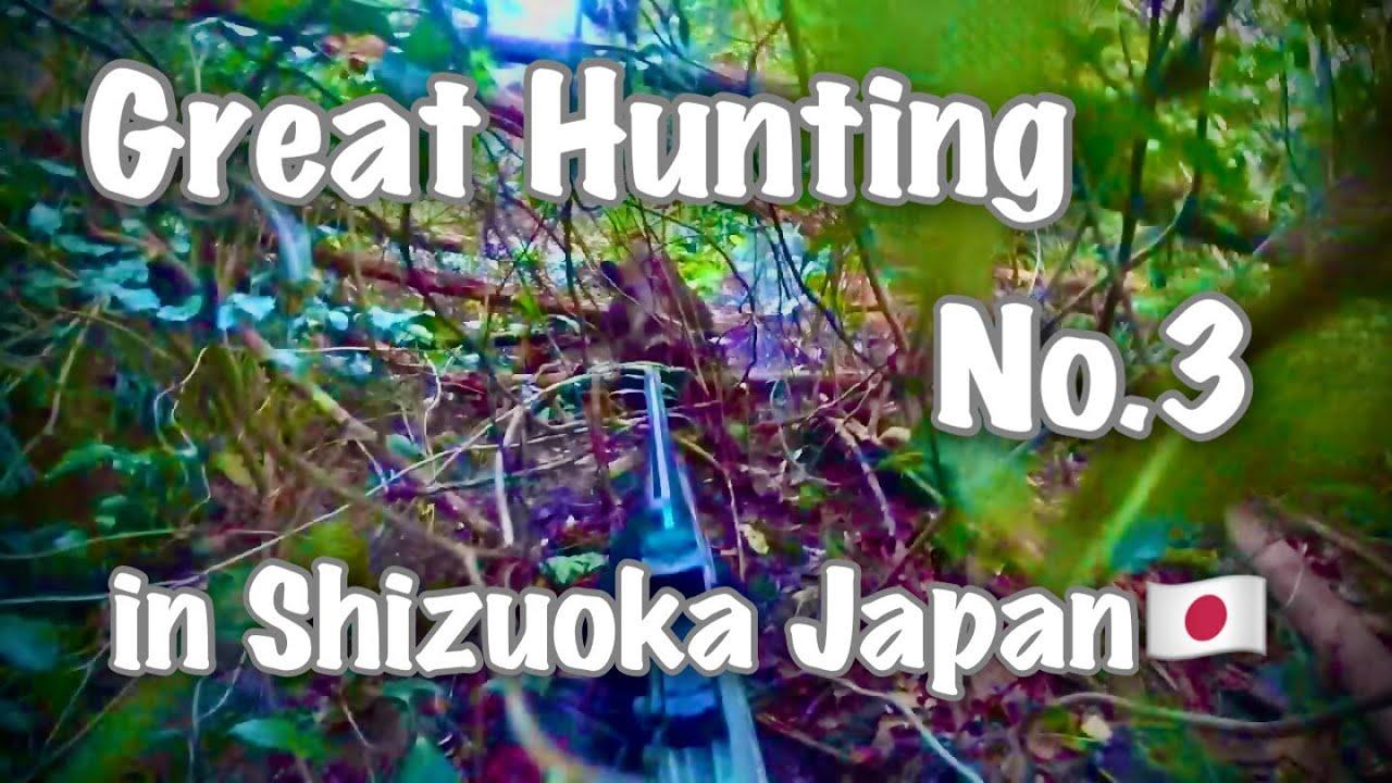 【閲覧注意】凄い狩猟シリーズNo.3  復活する猪!Great Hunting in Shizuoka Japan!