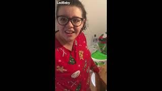 When dad hijacks elf on a shelf 😉🎄 thumbnail