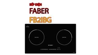 Bếp Điện Faber FB2IBG - Pico.vn