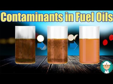 Contaminants in Marine Fuel Oils