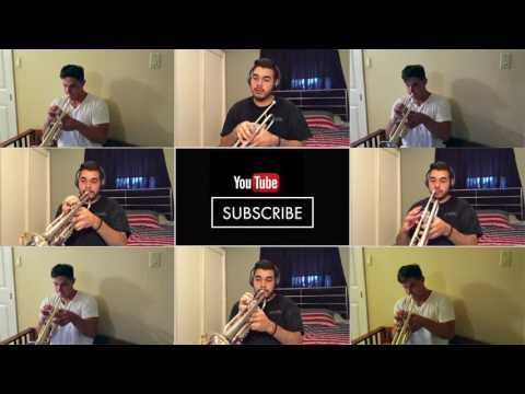 When a Man Loves a Woman - Trumpet COLLAB with DCIaddict2601
