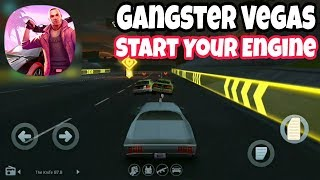 Gameloft Ganster Vegas - HD Racing - Start Your Engine - Games Of Android