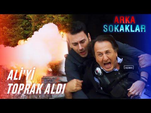 Ali Şehit Oldu!   Arka Sokaklar 600. Bölüm