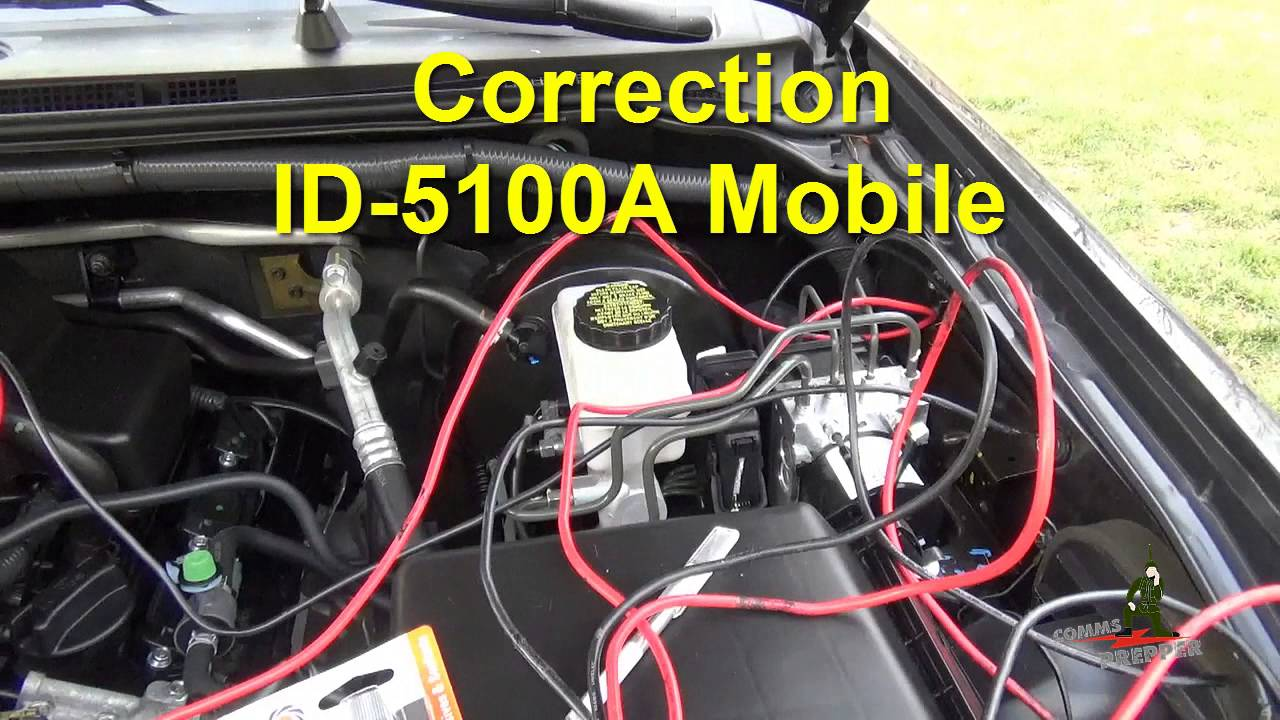 Ham Radio Power Installation - 2015 Nissan Frontier