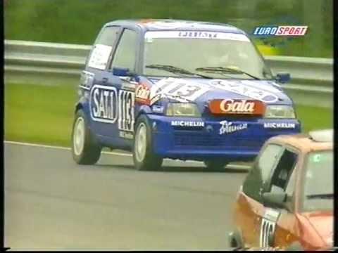 1997 Nurburgring 24 hours part 1.