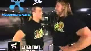 DX in Vinces plane and in WWE headquarters