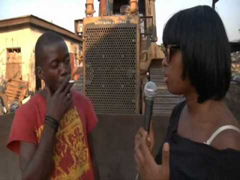 Vickie Remoe Show - Waste Dump Freetown