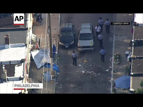 Car Plows Into Philadelphia Block Party