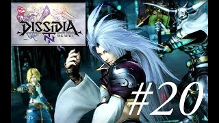 [#20] Caught in the Crosshairs! - Dissidia Final Fantasy NT: PvP [CrescentEmpress]