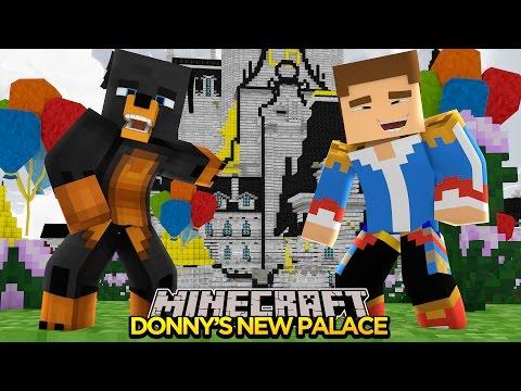 Minecraft - Donut the Dog Adventures -DONNY