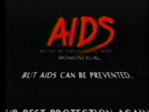 AIDS PSA (1987)