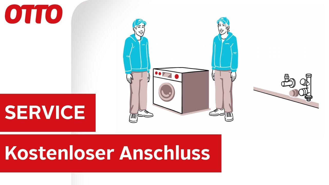 waschmaschine anschluss service