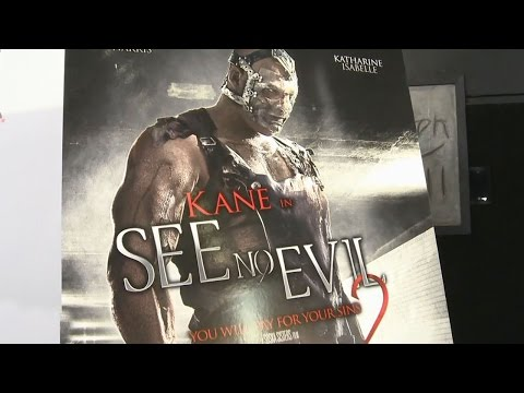 Kane returns as Jacob Goodnight in WWE Studios'