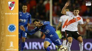 RESUMEN: River Plate vs Cruzeiro