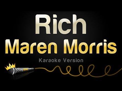 Maren Morris - Rich (Karaoke Version)