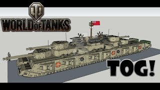 World of Tanks - TOG!