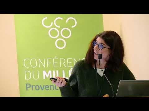 2019 Provence Conference du Millesime-Carole Dumont-Conséquences sur la plante avant débrourrement