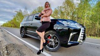 Lexus LX. Боль и беды владельцев премиальной Тойоты. Lexus LX 450d и LX570. Лиса рулит