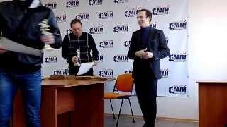 Федерация футбола Никополя. Награждение лучших 2013(, 2013-11-09T22:13:28.000Z)