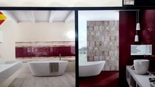 видео Плитка для ванной Intuition Ibero, Испания