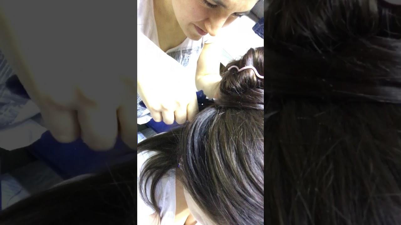 Evde saç uzatmaları nasıl çıkarılır