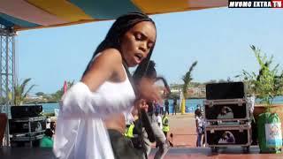 MY FIRST PERFORMANCE AT MAMANGINA (Mombasa kenya)-WORLD TOURISM DAY 27/9/2020