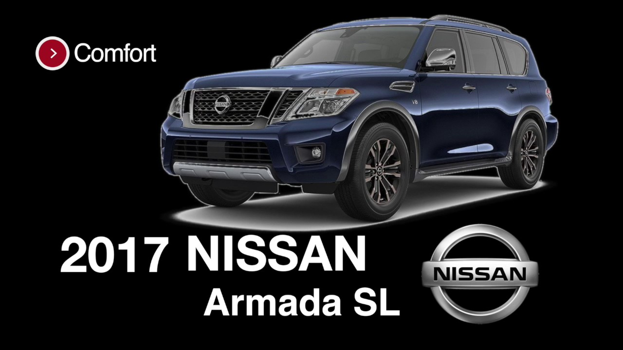 2017 Nissan Armada Sl Jacksonville Fl Exterior
