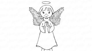 Как нарисовать девочку ангела с крыльями: инструкция от EvriKak(Предлагаем нашу пошаговую инструкцию как рисовать поэтапно карандашом крылатого ангела. Фото и текстовая..., 2015-11-21T13:24:45.000Z)