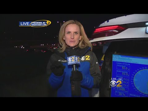 Mobile Weather Lab: Beware Slick Conditions