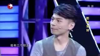 台灣藝人阿Ken受邀大陸綜藝節目《80後脫口秀》,展搞笑天賦 CUT