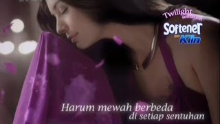 Iklan Softener So Klin dengan Twilight Sensation