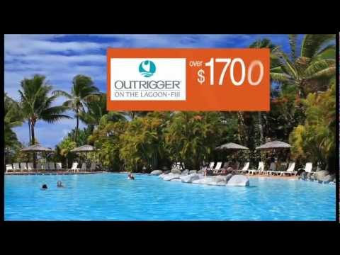 My Fiji No Bula Bonus Sale Outrigger on the Lagoon