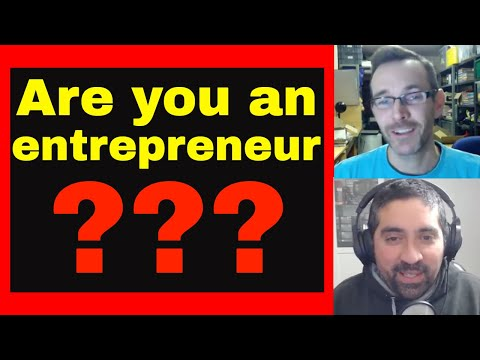 Are you an entrepreneur...? Tat chat #101 with Nic & Zaheer