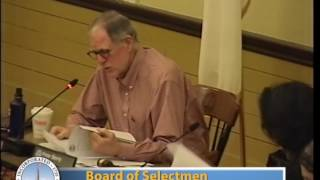 Selectmen Meeting 1/9/17
