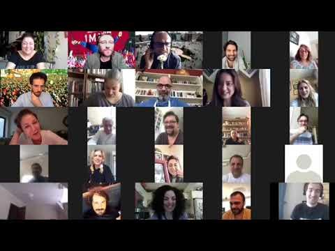 Oyuncular Sendikası 1 Mayıs Sanal Korteji