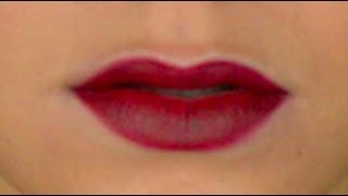 Comment faire tenir son rouge à lèvres toute la journée