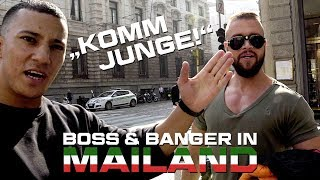 """KOMM JUNGE!"" - Kollegah & Farid Bang in Mailand"