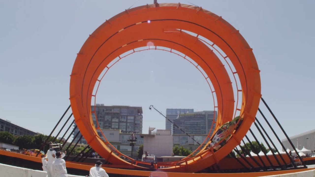 Download World Record: Hot Wheels Double Loop Dare at the 2012 X Games Los Angeles