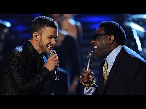 Lets Stay Together - Al Green, Justin Timberlake, Boyz II Men & Keith Urban (51st GRAMMYs 2009)