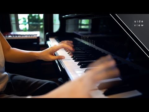 Repeated Notes at the Piano