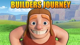 Download Video Clash of Clans Story: A Builders Journey! Bye Bye Builder - CoC Fictional Story MP3 3GP MP4
