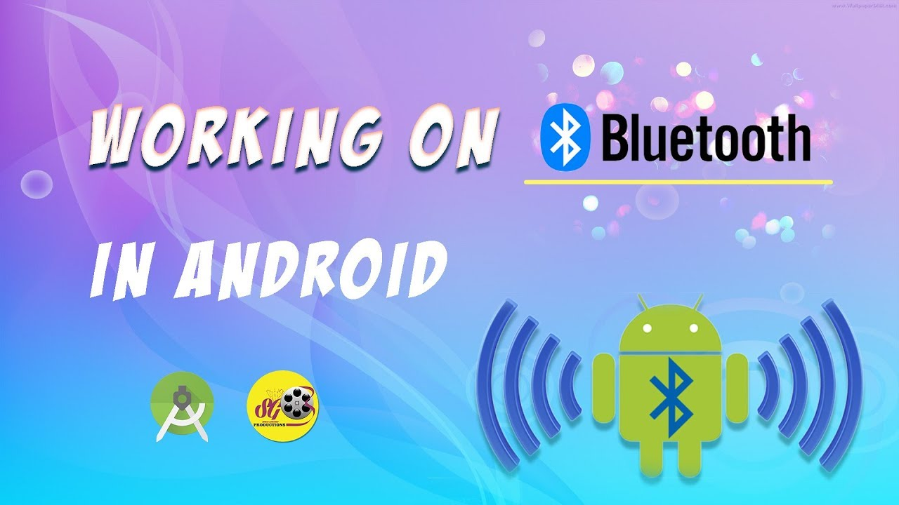 Working On Bluetooth In Android And Getting List Of Paired Devices
