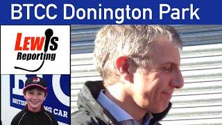 Jason Plato - TeamBMR - BTCC Donington 2015