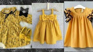 Latest frock designs for kids/kids formal wear Dress Design 2018/New Baby frocks for summer 2018