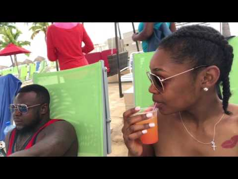 Travel Vlog 1|Surprising the Fam in Haiti!