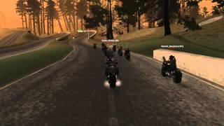 [LS-RP] 'Fight the Cancer' Charity Ride #Wicked Few MC